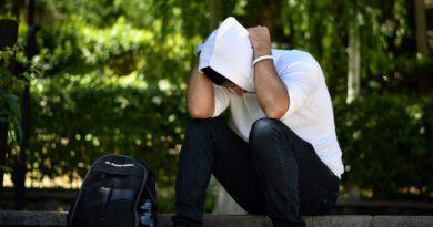 Holandia stres leczenie pryszcze ciekawostki