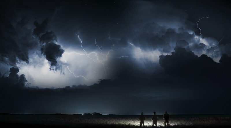 Holandia pogoda burza