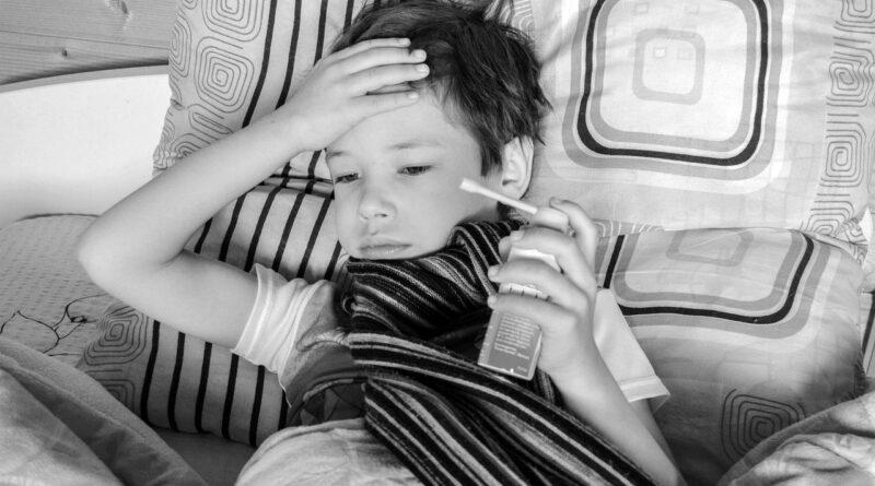 Holandia wirus RSV przeziębienie czerwiec 2021 dzieci Rotterdam