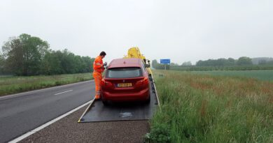 Holandia pomoc drogowa ANWB