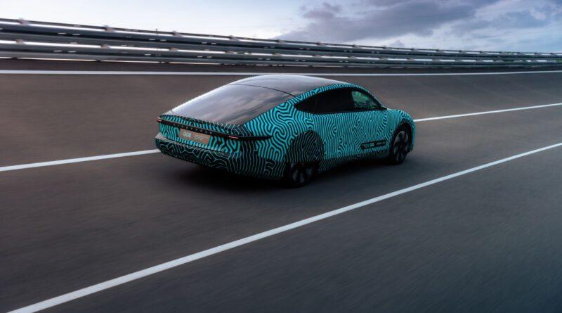 Holandia auto elektryczne zasięg Tesla Lightyear One ciekawostki