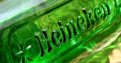 Holandia Heineken piwo browar eksport