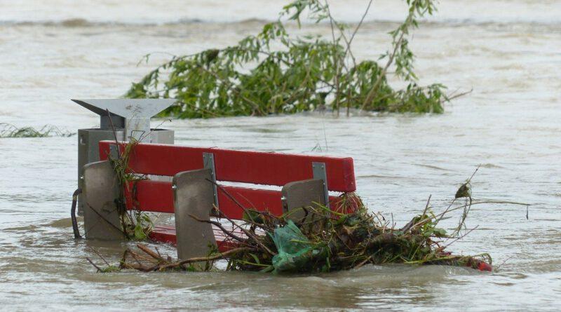 Holandia Limburgia Powódź lipiec 2021