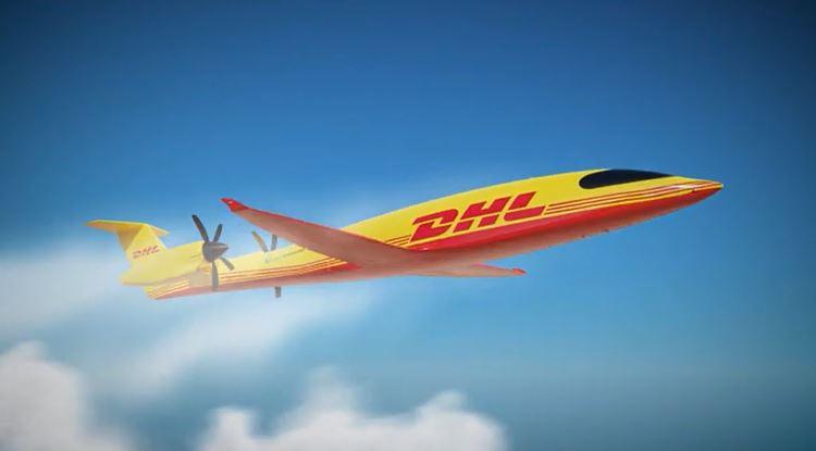 dhl samoloty elektryczne środowisko klimat przyszłość
