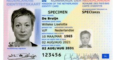 Holandia nowe dowody osobiste Polska Unia