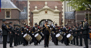 Holandia Prinsjesdag