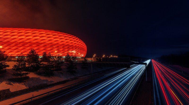Holandia autostrada stadion noc opłata