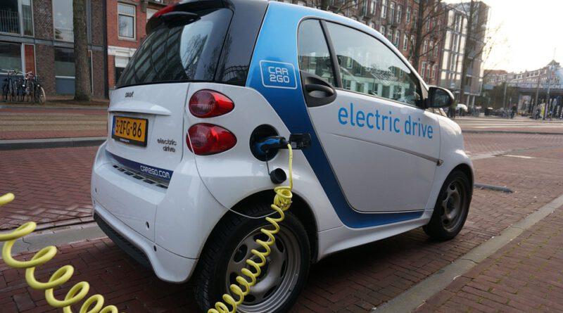 Holandia auta elektryczne stacje ładowania klimat